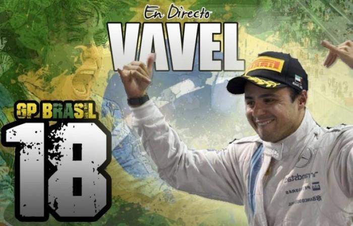 Resultado GP do Brasil de Fórmula 1