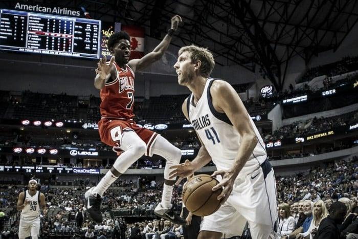 NBA - I Dallas Mavericks surclassano i Chicago Bulls, bene anche i Pacers che passano facilmente sui Bucks