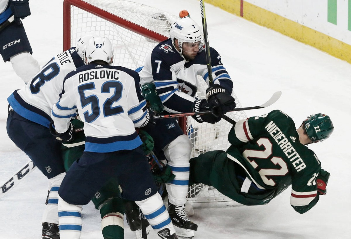 NHL 2018 playoffs are marred with penalties, suspensions