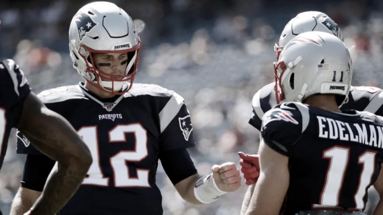 Patriots destrozan a unos Jets sin rumbo