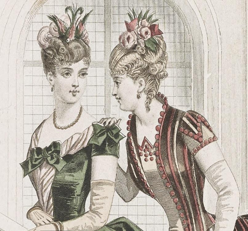 El vestido femenino en el siglo XIX: una cuestión de Estado