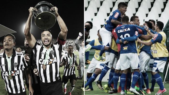 CBF divulga datas e local do jogo entre Atlético-MG x Cruzeiro, pela Supercopa Sub-20