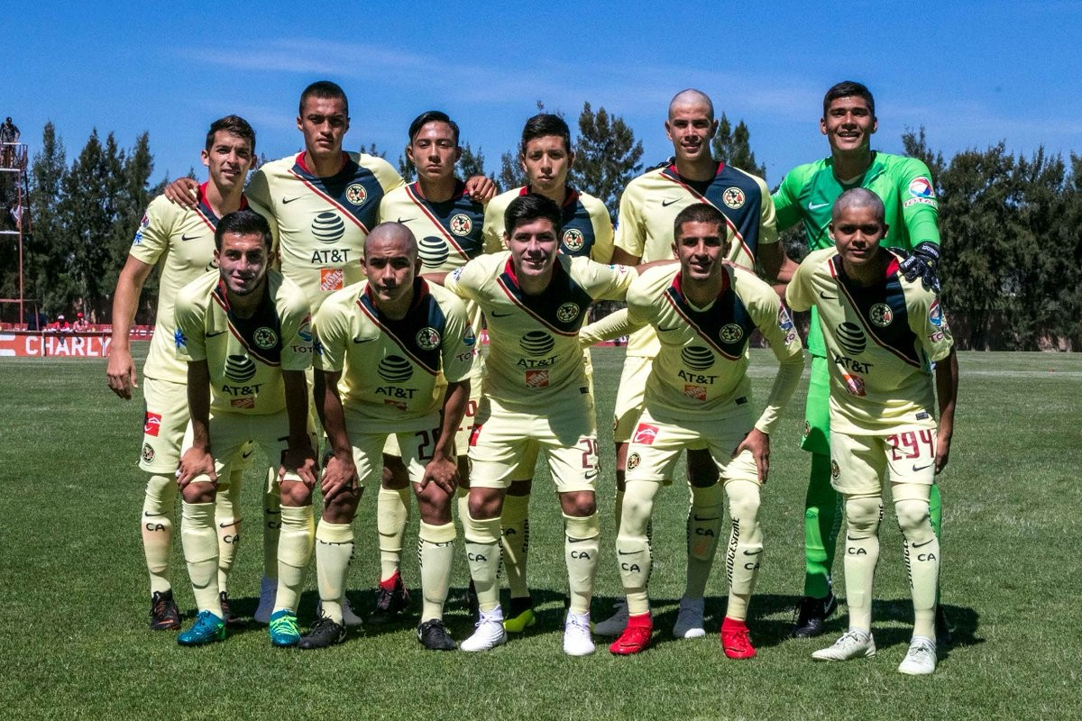 Debutan con victoria los juveniles Sub-20 de América