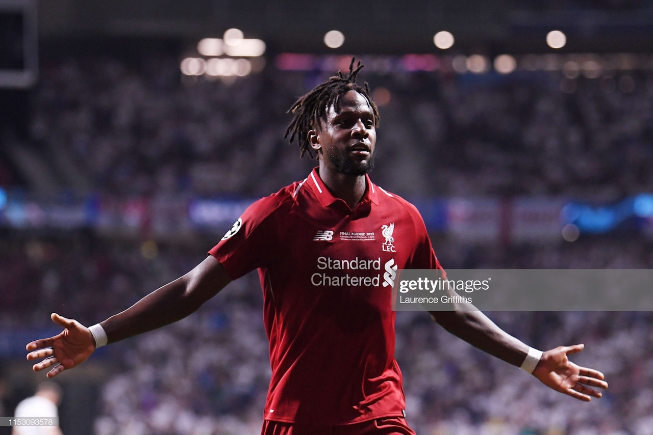 Liverpool determined to land Champions League hero Divock Origi to a new contract