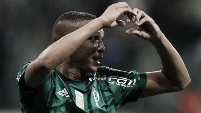 Deyverson marca primeiro gol pelo Palmeiras e projeta fazer história no clube