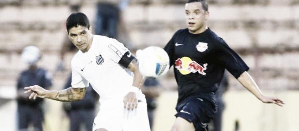 Santos e Red Bull se enfrentam no Pacaembu no primeiro jogo das quartas de final do Paulistão