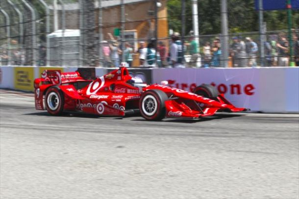 IndyCar: Dixon Takes First Career Win At Long Beach