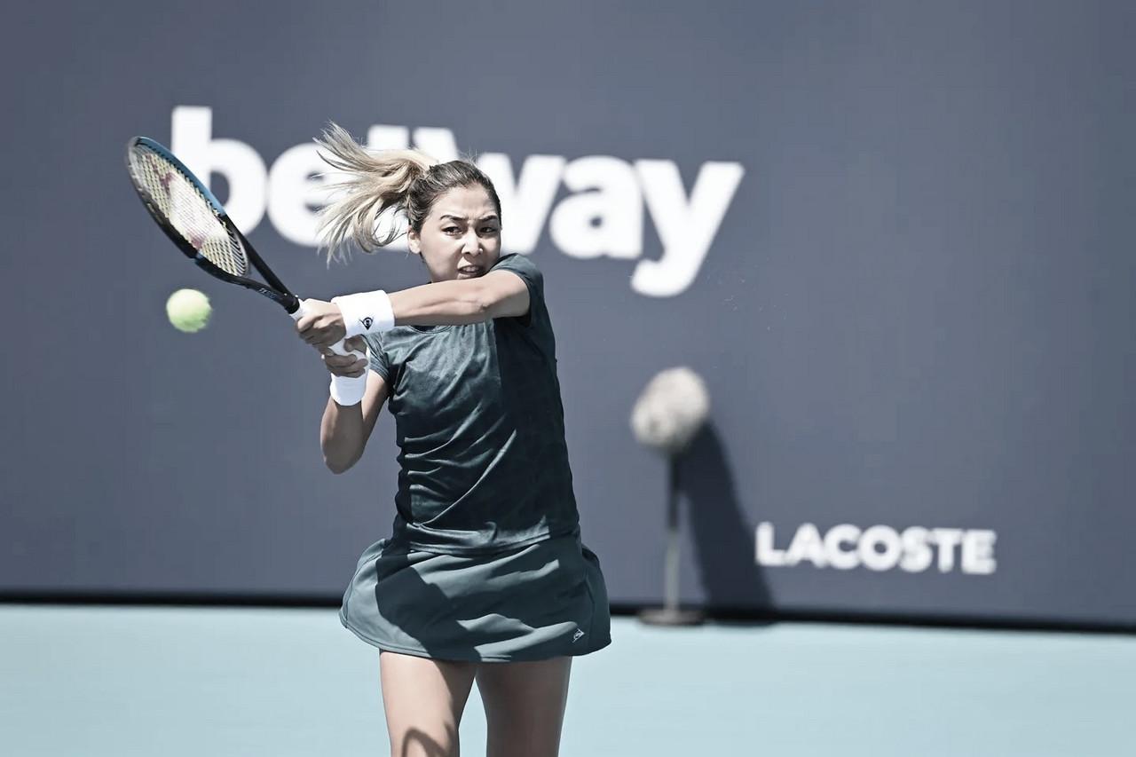 Tricampeã, Venus Williams cai para Diyas na estreia em Miami