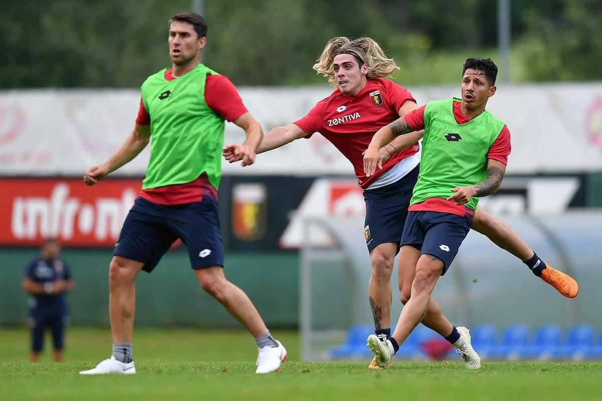 Genoa: ottimi spunti dal ritiro, piace Bertolacci. Laxalt possibile cessione illustre