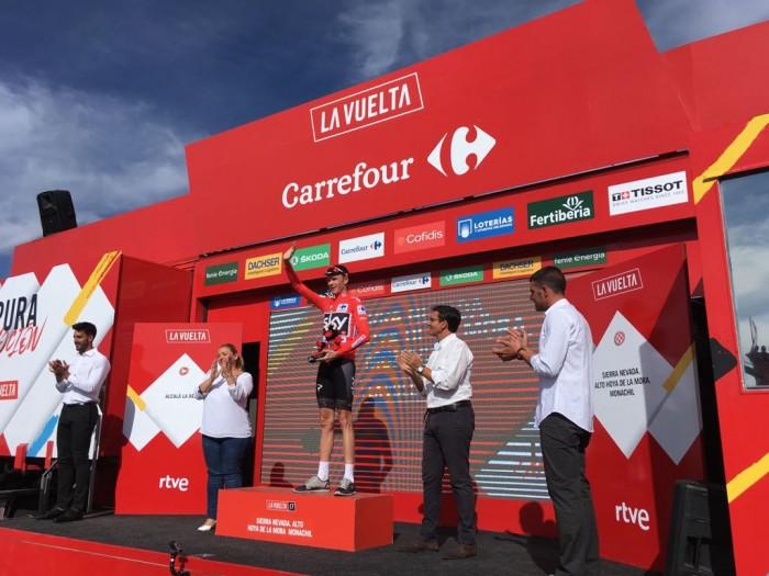 Vuelta a España 2017, 16^ Tappa: Circuito de Navarra – Logroño, Froome chiude i conti?