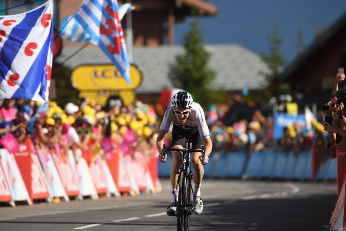 Tour de France - Tappa e maglia per Thomas a La Rosier; bene Dumoulin e Froome