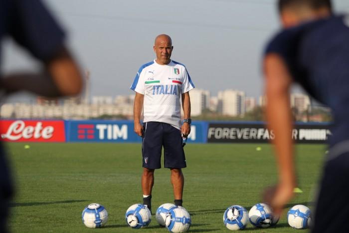 Under 21 - In serata Italia vs Slovenia, qualche ritocco nell'undici azzurro
