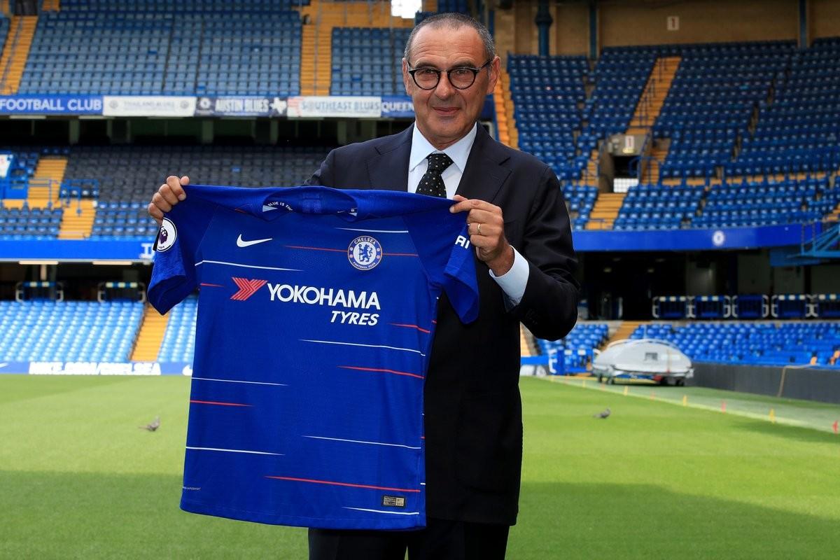 """Chelsea, Sarri si presenta: """"Un piacere essere qui, Hazard è davvero un grande giocatore"""""""