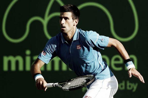 ATP Miami: Djokovic doma Ferrer, Isner conquista la semifinale