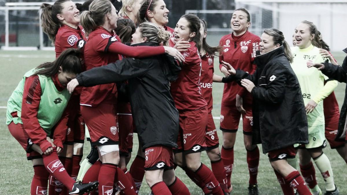 Division 1 Féminine 2018-2019 Preview: Dijon Football Côte-d'Or Féminines