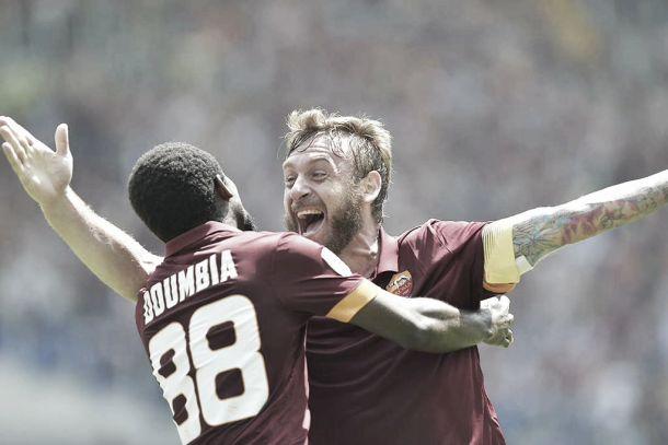 Roma-Genoa: Florenzi show, finisce 2-0