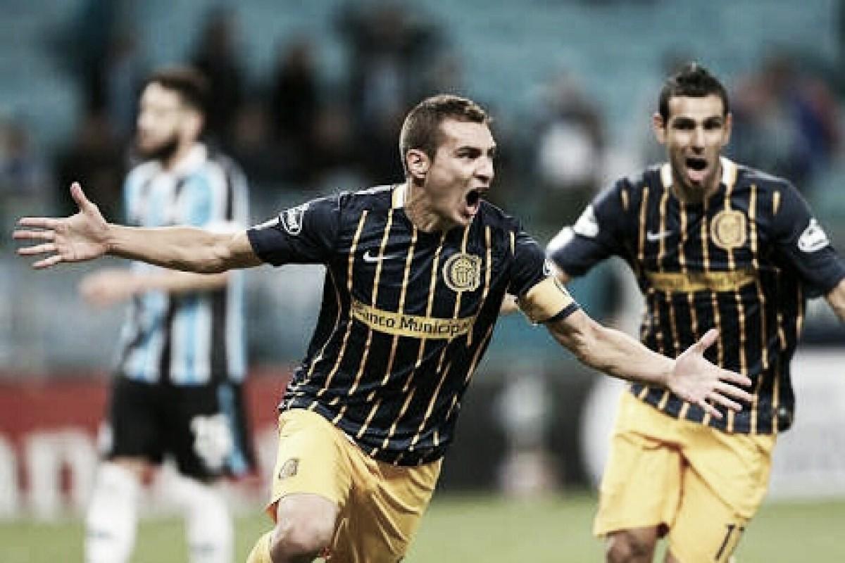 Cuca veta e Santos desiste da contratação do atacante Marco Ruben