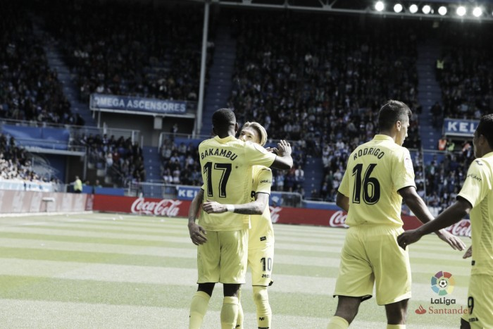 Villarreal confirma boa fase e vence Alavés com tranquilidade fora de casa