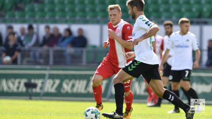 SpVgg Greuther Fürth 3-1 Fortuna Düsseldorf: Tolcay Cigerci stars in first Shamrocks win