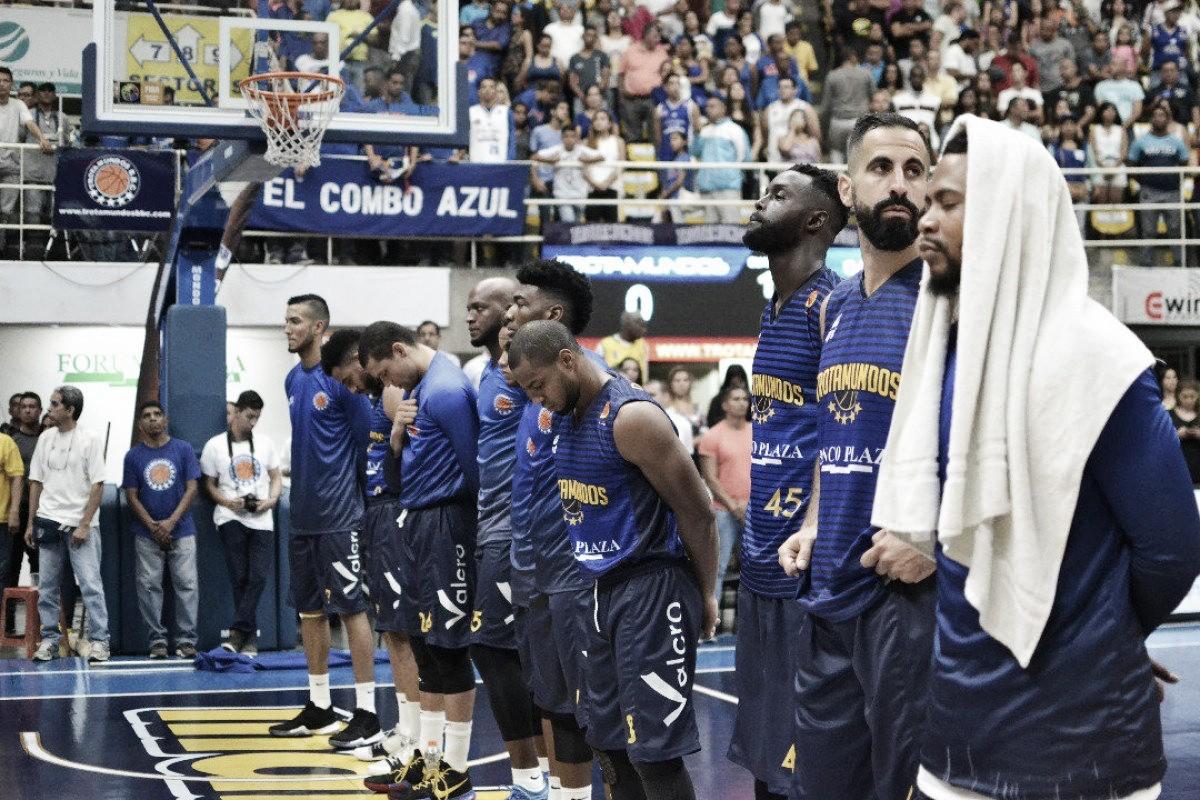 LPB suspendió séptimo juego de la final tras protesta de Trotamundos