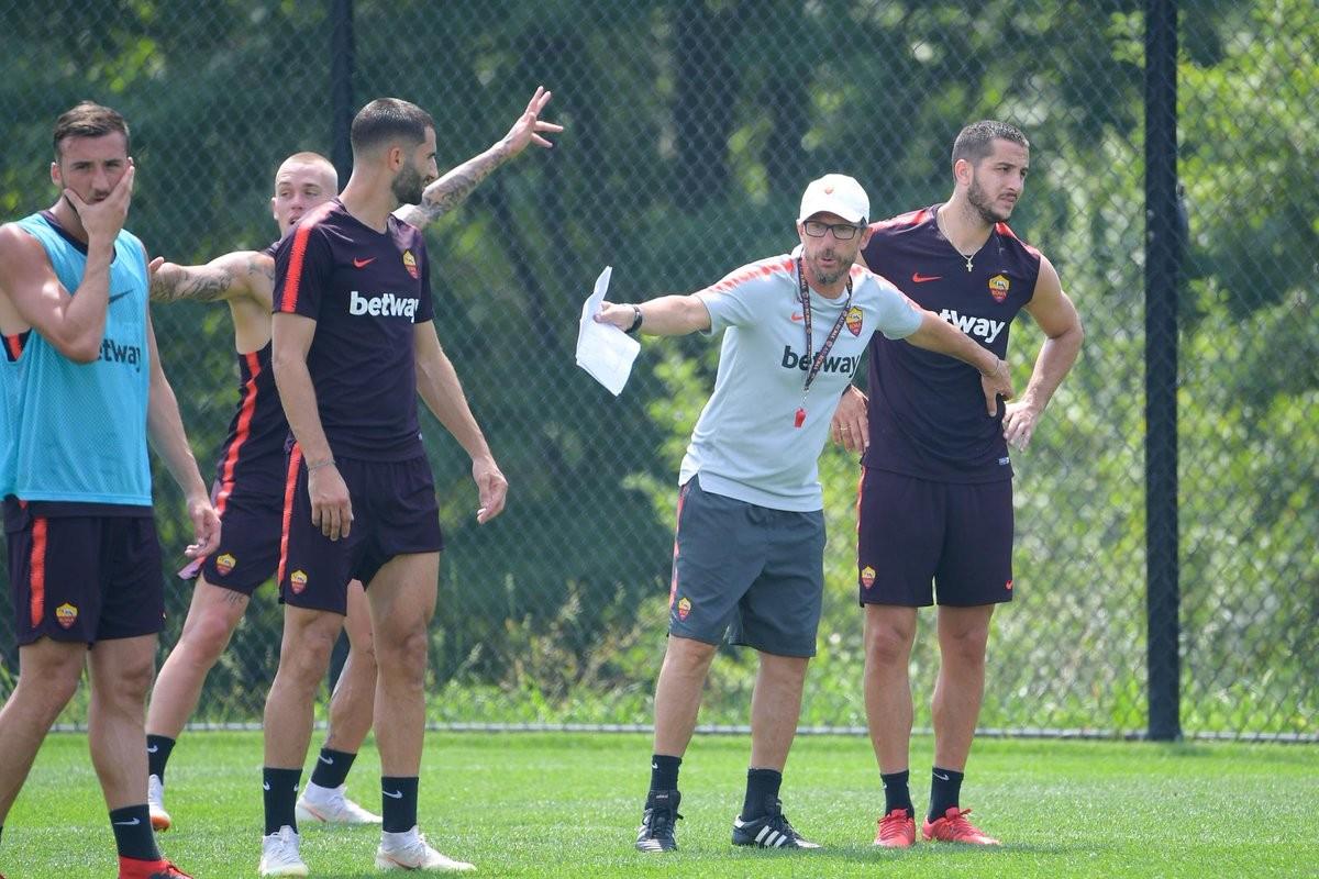 """Roma - Manolas promette amore ma ad una condizione: """"A Roma sto bene ma voglio vincere"""""""