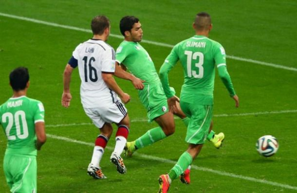 Djabou, autor del gol más tardío en un Mundial