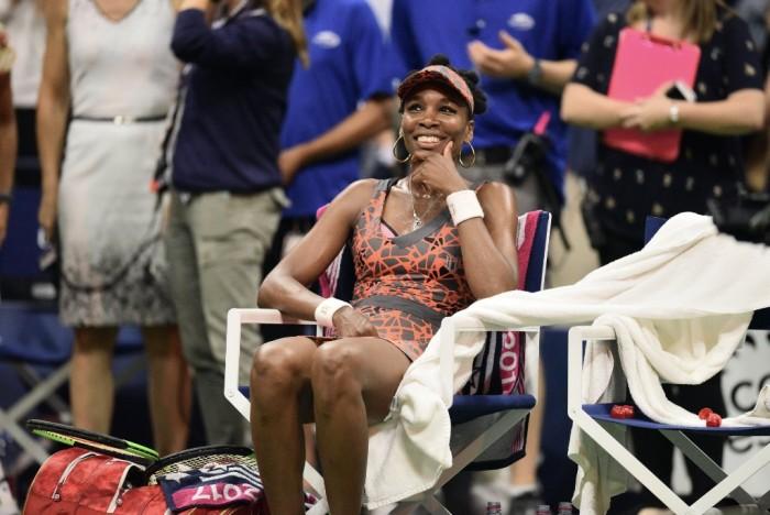 US Open 2017 - Williams piega Kvitova, è semifinale