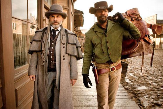 Primer tráiler oficial de 'Django Unchained', lo último de Quentin Tarantino