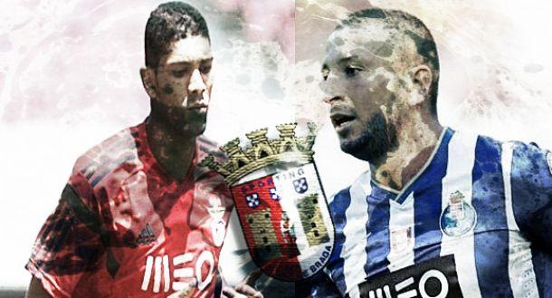 SC Braga prestes a receber Djavan e Ghilas por empréstimo