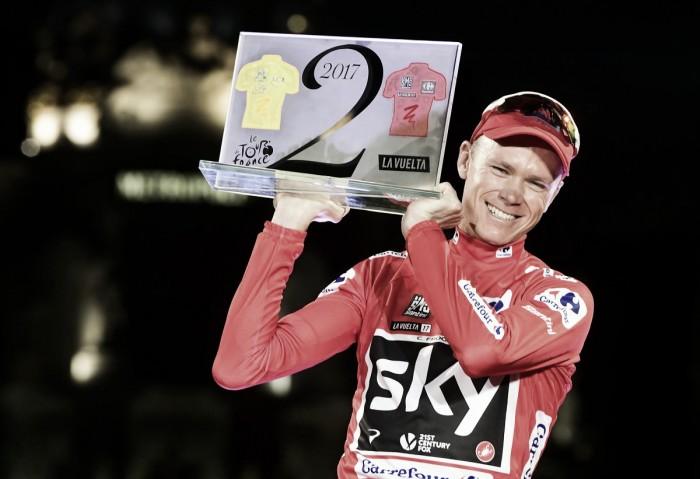 Ciclismo - Caso Froome, gli organizzatori della Vuelta vogliono chiarezza