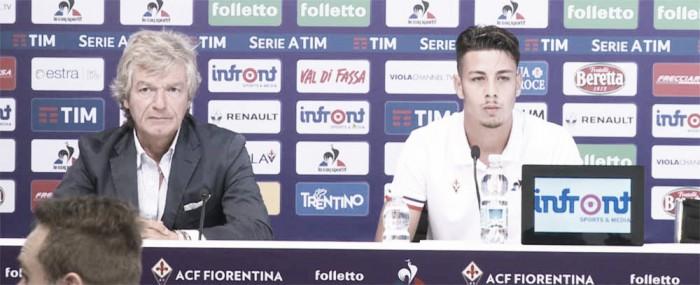 """Fiorentina - Lo Faso si presenta: """"Qui per migliorarmi, il mio idolo è Cristiano Ronaldo"""""""
