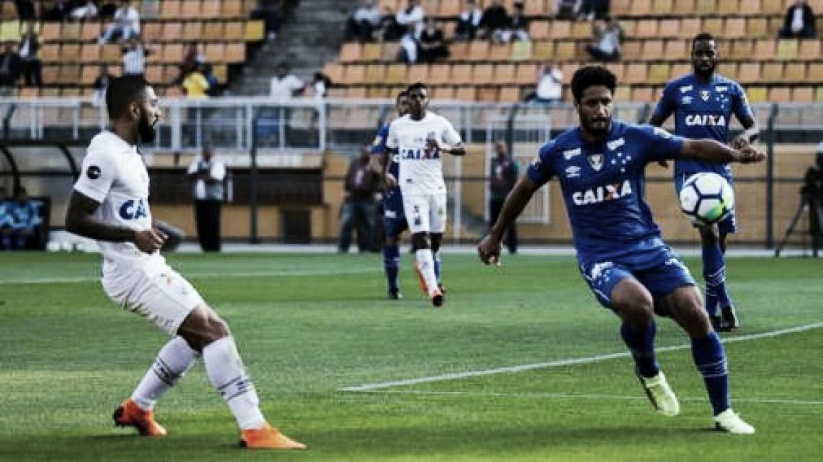 Na volta de Cuca, Santos recebe Cruzeiro pelas quartas de final da Copa do Brasil