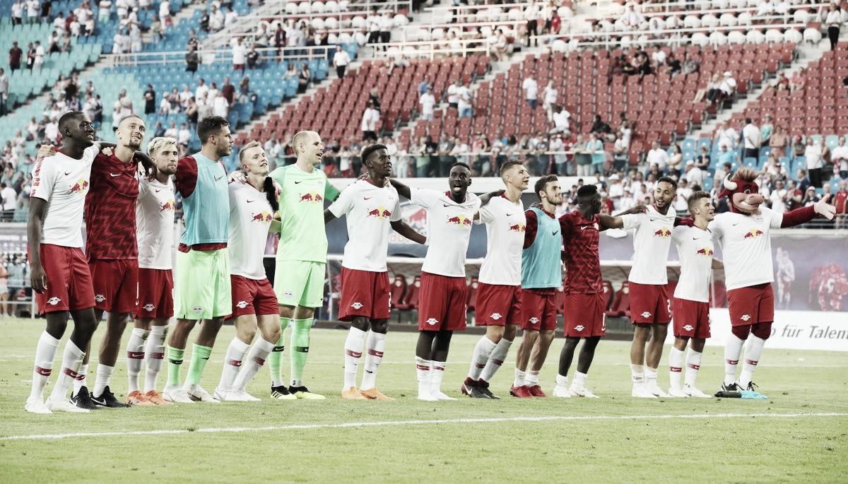 RB Leipzig - U. Craiova: primer round de un choque definitivo