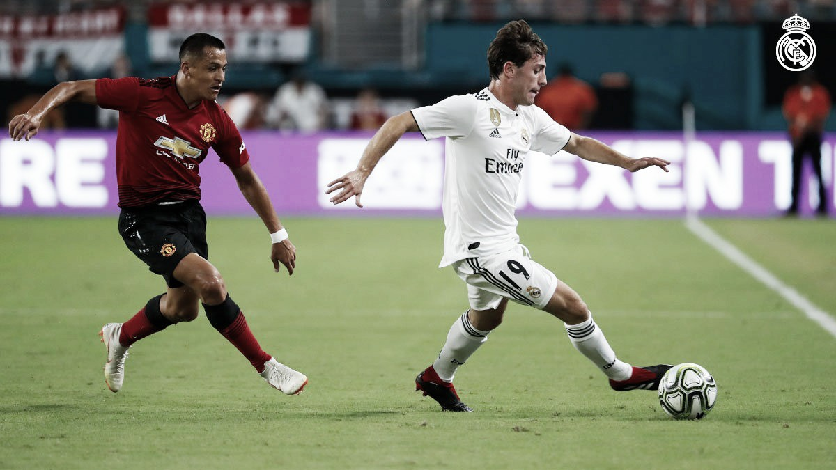 Resumen Manchester United 2-1 Real Madrid en International Champions Cup 2018