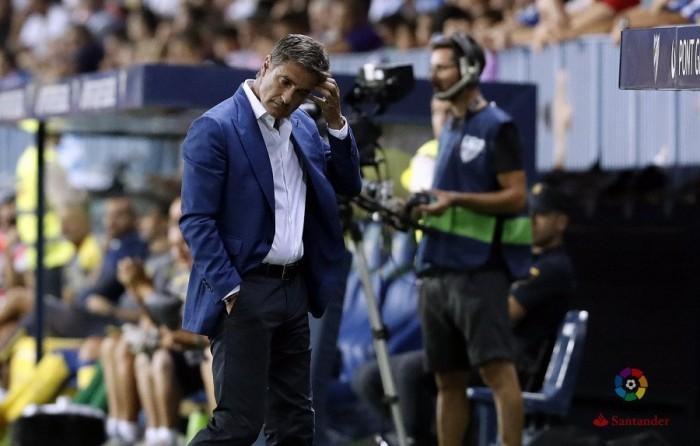 """Michel González: """"El campeonato está siendo duro con nosotros"""""""