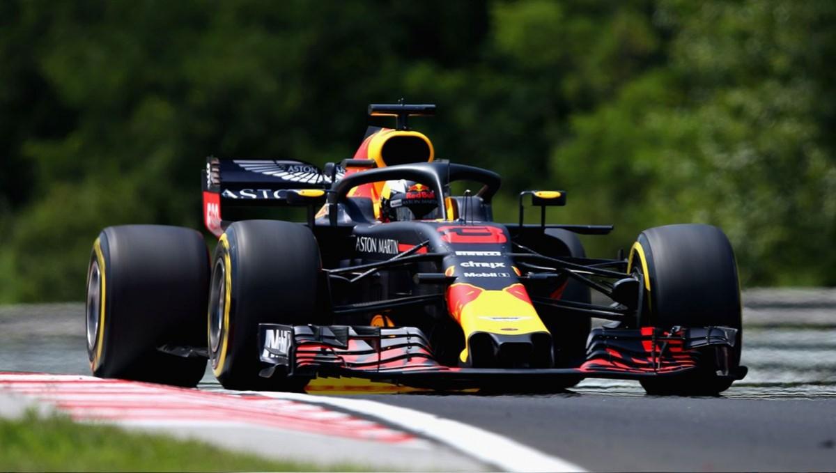 Formula 1 - Gran Premio d'Ungheria: Ricciardo in testa nelle Libere 1