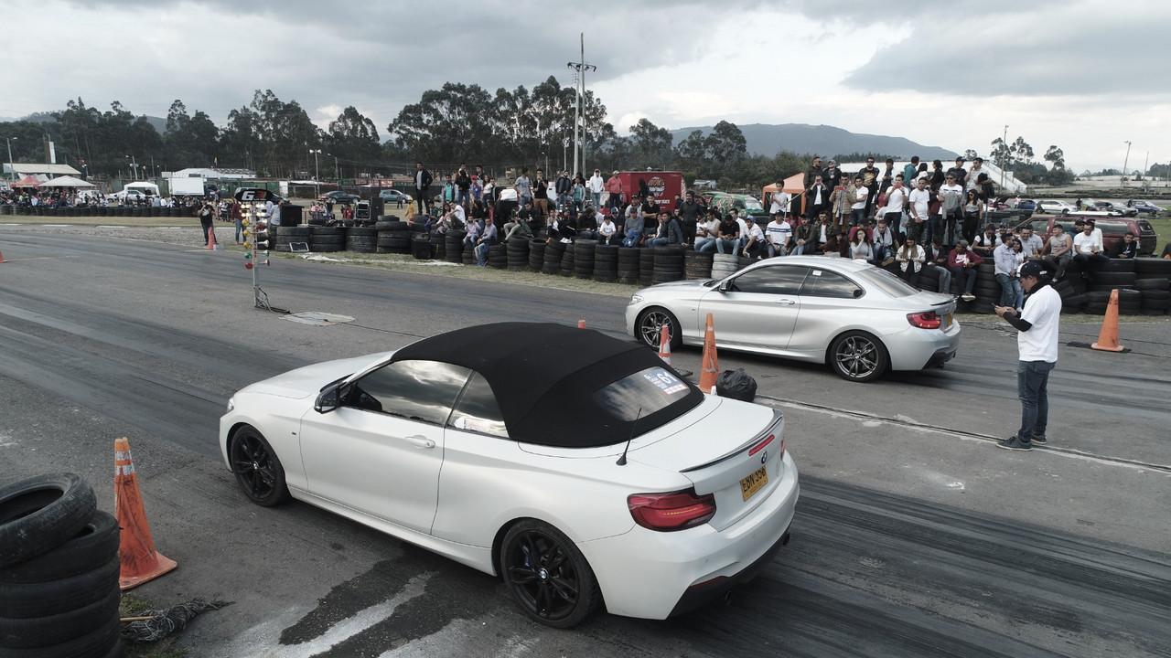 Velocidad, automóviles de lujo y adrenalina en el Autódromo de Tocancipá