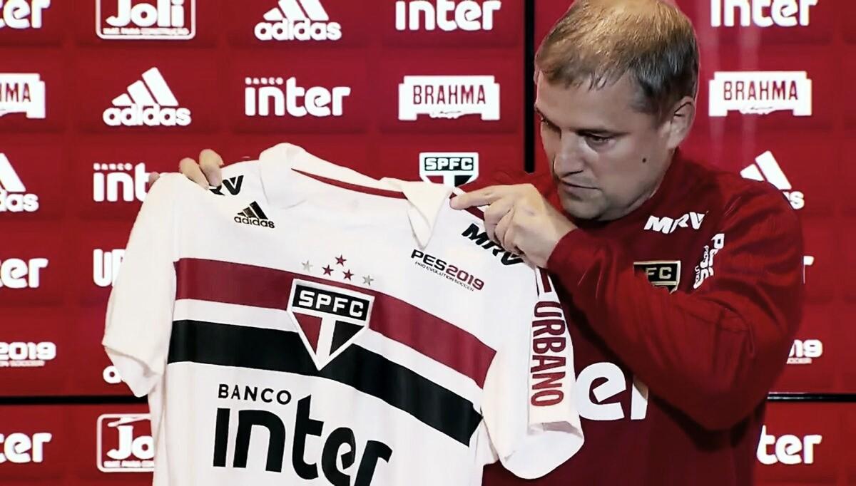Aguirre admite que pode poupar alguns jogadores para partida do São Paulo pela Sul-Americana