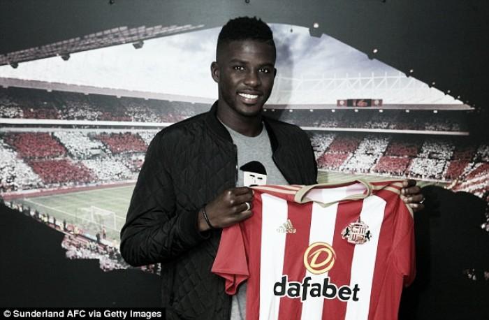 Sunderland sign Papy Djilobodji