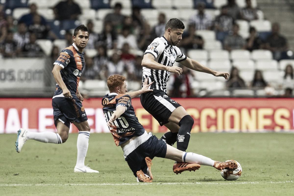 Sigue de buenas Rayados y ahora debutó con triunfo en Copa