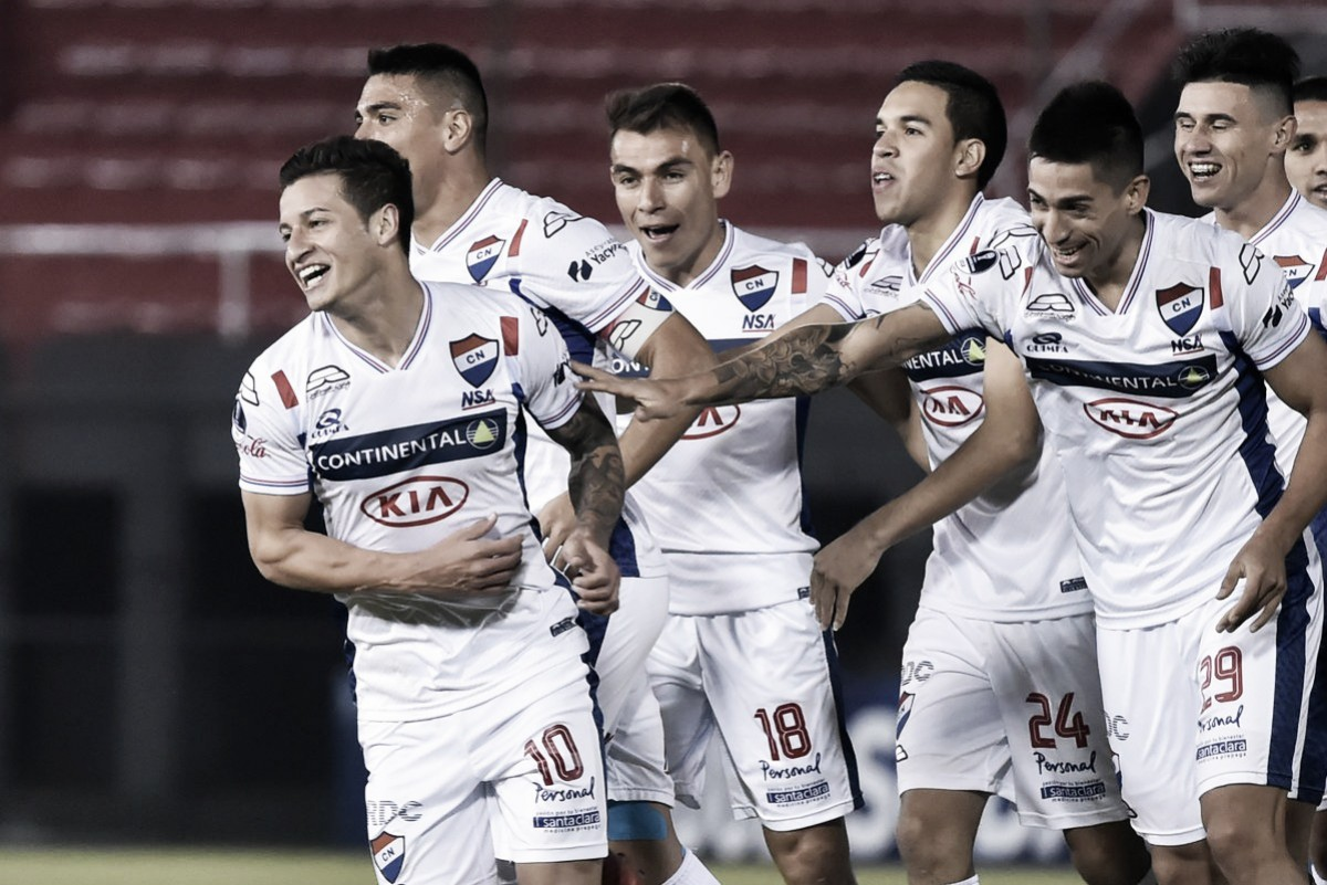 Nacional-PAR leva melhor sobre Botafogo e fica com vantagem mínima para jogo da volta