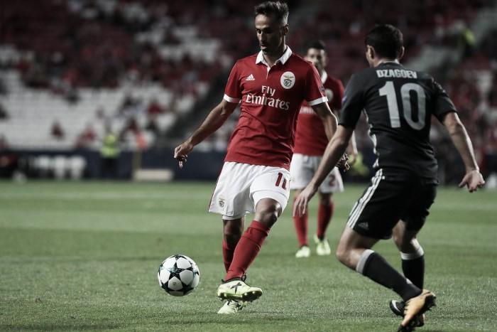 Champions League - il Benfica s'illude, il CSKA risorge e vince: 1-2 all'Estadio da Luz
