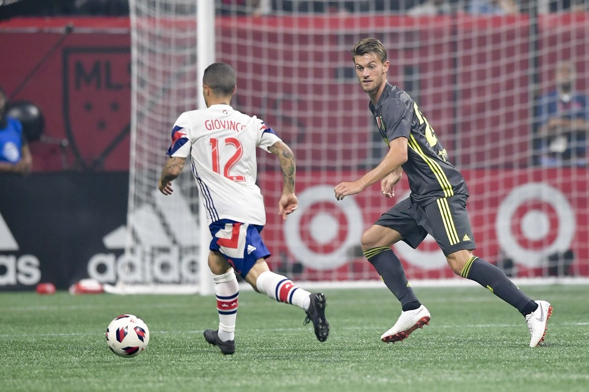 Juve-MLS All Star: bianconeri stanchi, svogliati e vincenti