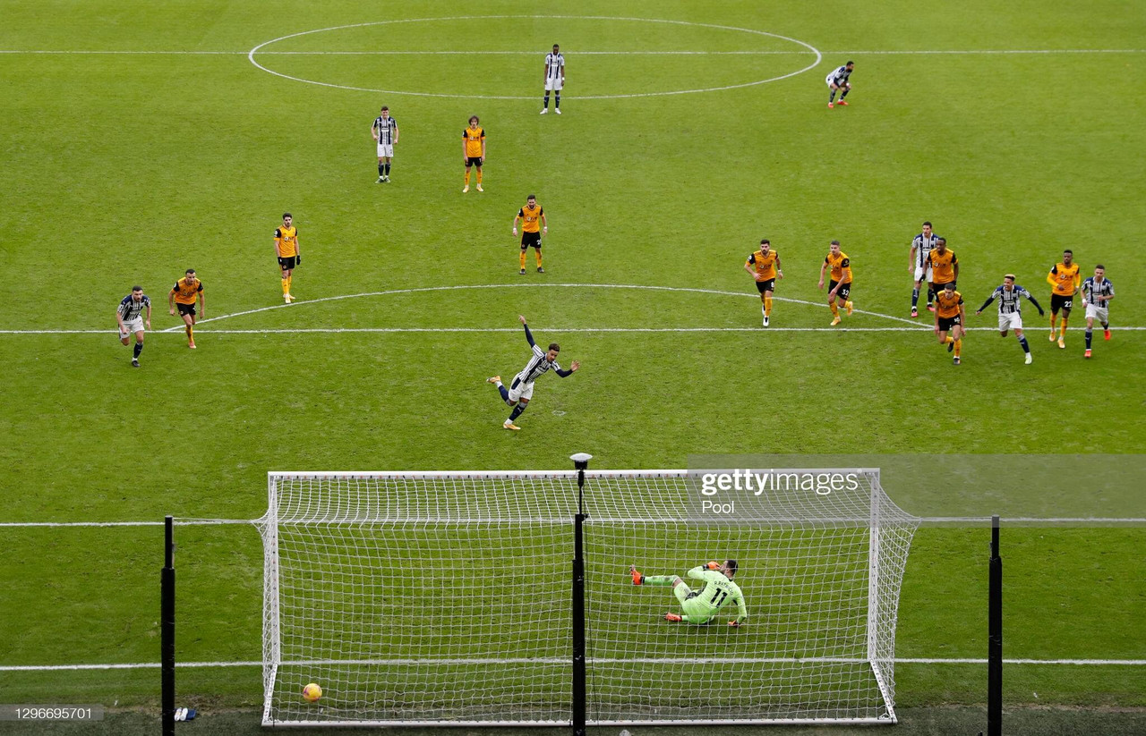 Wolves 2-3 West Brom: Player ratings