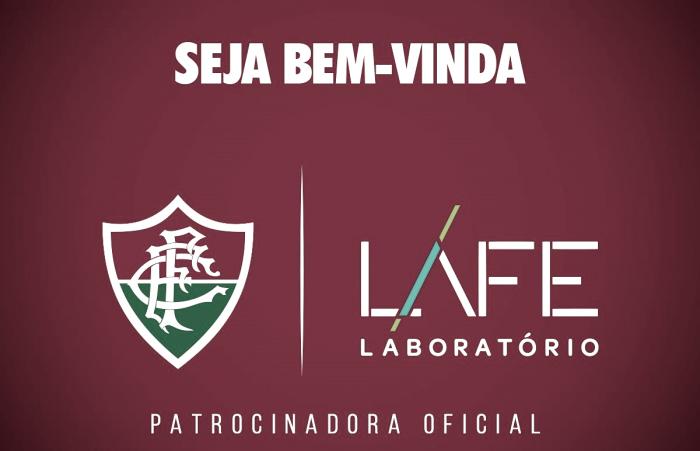 Fluminense anuncia acerto com nova patrocinadora até fim do ano e estreia será contra LDU
