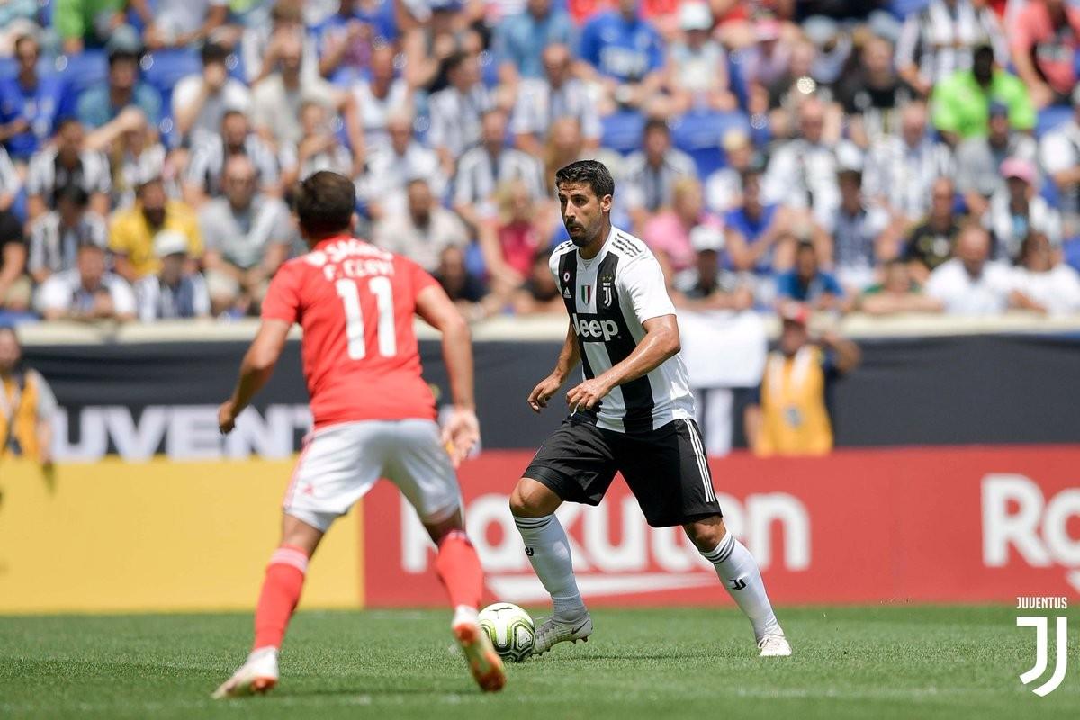 International Champions Cup: Juve di rigore dopo il pareggio col Benfica