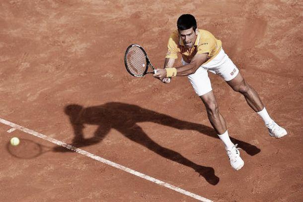 ATP Roma: Djokovic avanti, oggi Fognini, Federer, Murray e Nadal