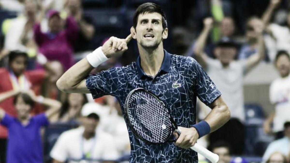 Djokovic ya está en octavos de final