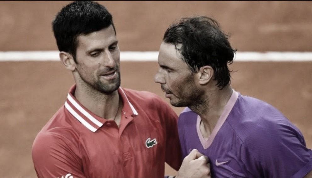 Djokovic vence jogaço com Nadal em mais de quatro horas e vai à final de Roland Garros