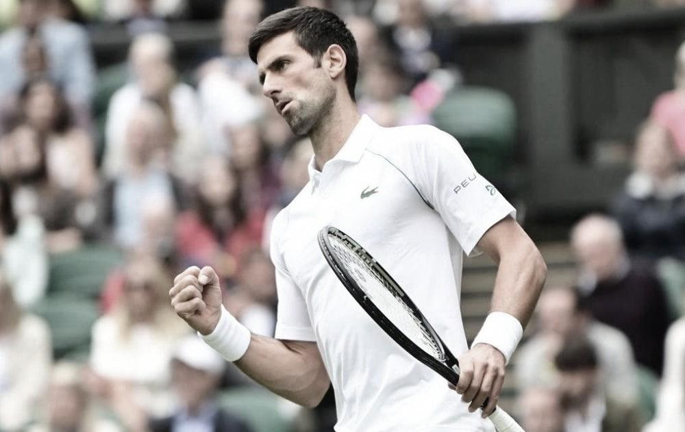 Na reedição da final de 2018, Djokovic bate Anderson mais uma vez em Wimbledon